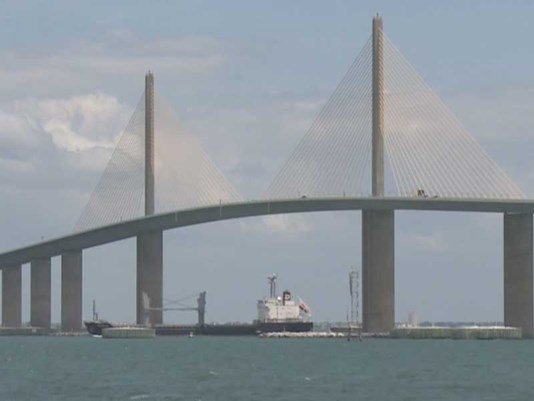 #TRAFFIC ALERT: Skyway Bridge closed to ALL vehicles due to wind: