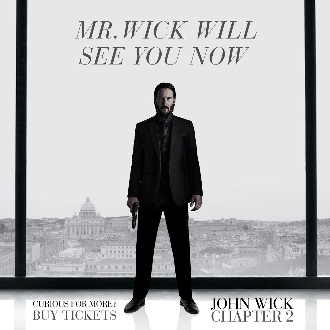 John Wick: Chapter 2 Super Bowl TV Spots
