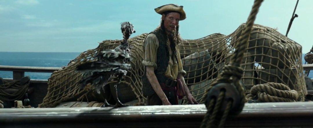 Pirates of the Caribbean: Dead Men Tell No Tales Super Bowl TV Spot