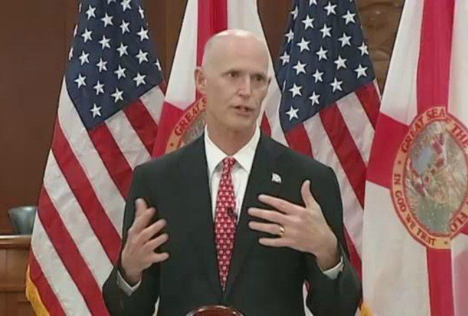 Florida governor proposes $618 million tax cut package.