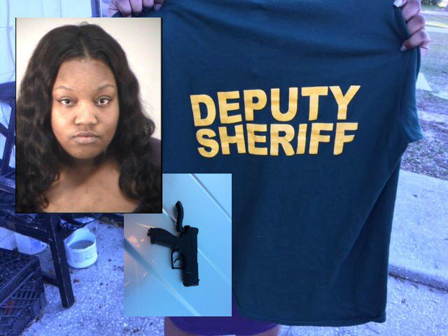 JUST IN | Teen accused of posing as deputy in search for Markeith Loyd. Full Story >>