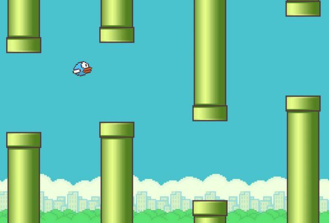 Image result for flappy bird