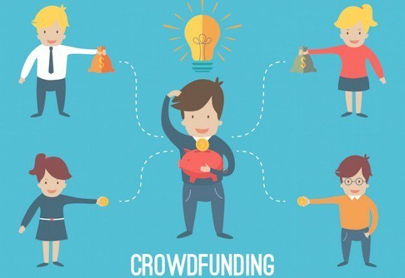 #Crowdfunding & #Blockchain: A Perfect Match?  via @HuffPostBlog #fintech #in