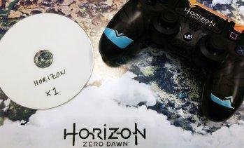 Copia maestra de Horizon finalizada