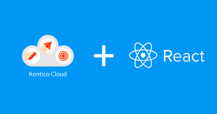 Blog: Creating a #ReactJS Site with #KenticoCloud  #HeadlessCMS #Kentico