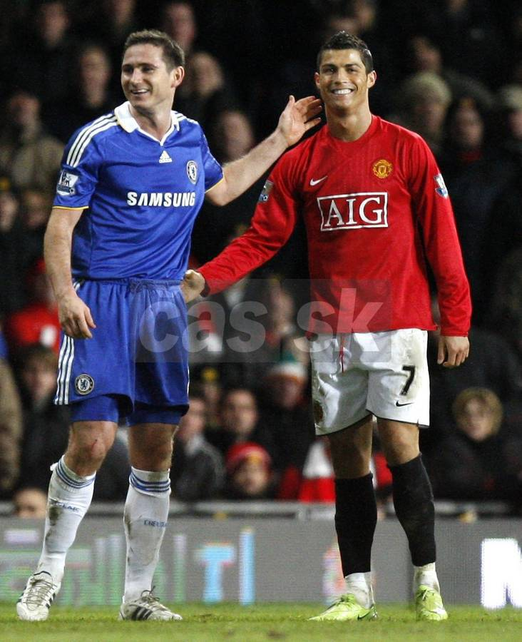 """Cristiano Ronaldo News 7️⃣ on Twitter: """"Frank Lampard retires. I will miss  you, LEGEND! All the best! Love you.… """""""