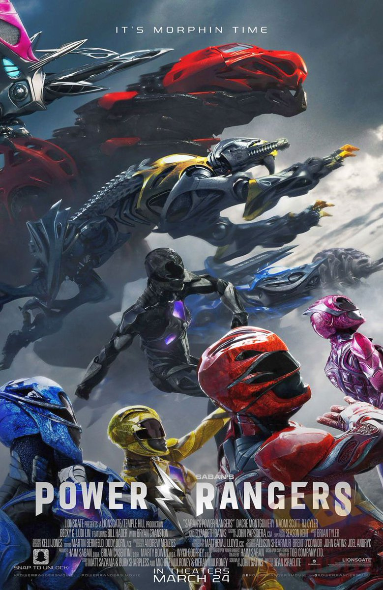 The Final Power Rangers Poster Is Here
