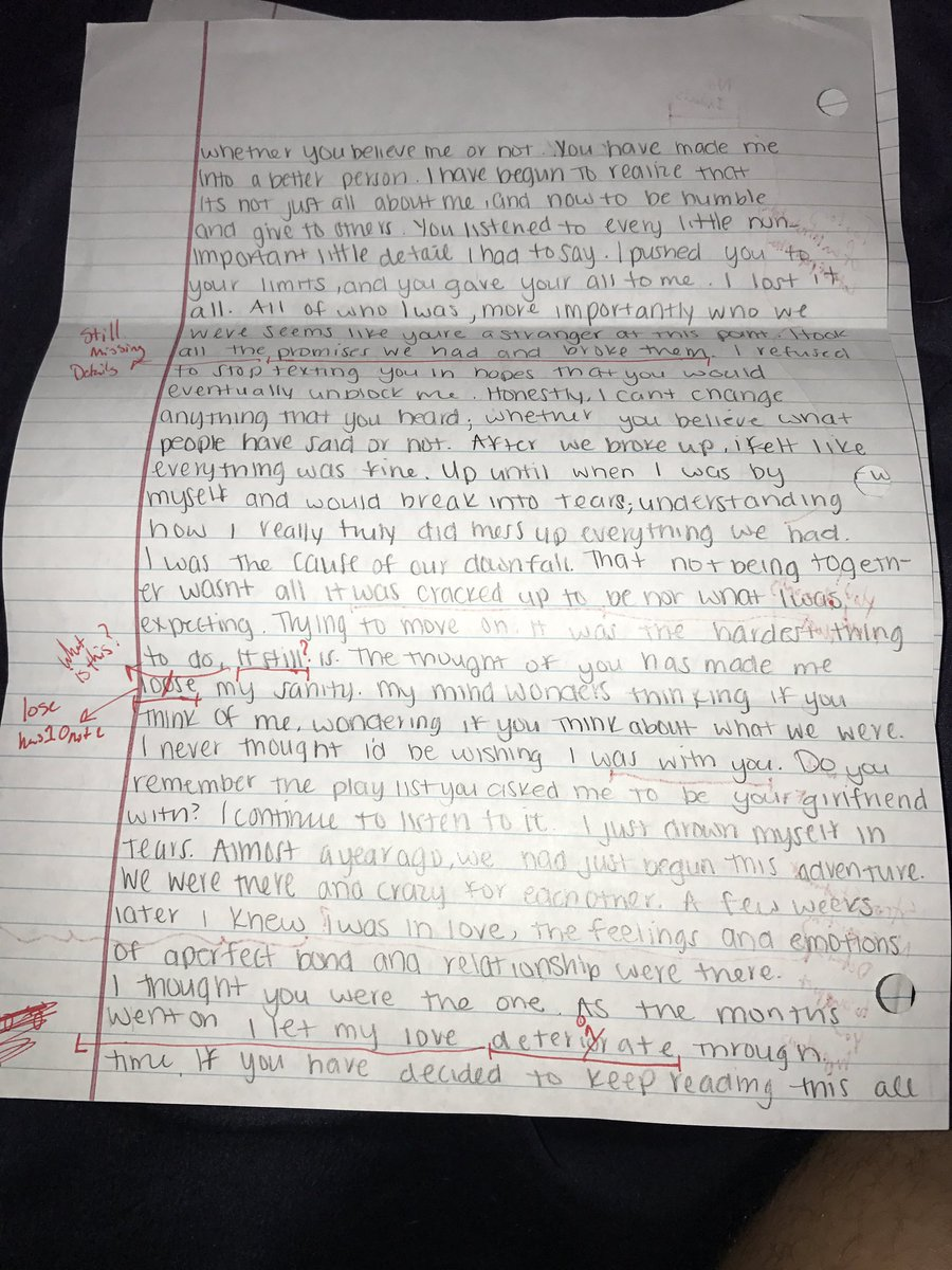 I Want To Write A Letter My Ex Boyfriend lvcrelegantcom