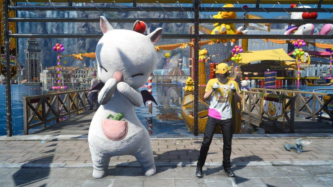 Final Fantasy XV Spring Update Trailer 3