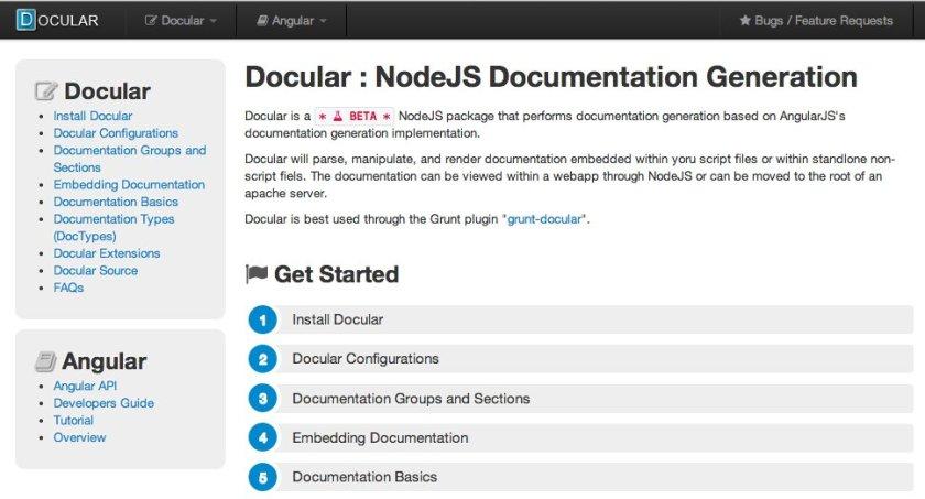 Sigh, AngularJS Documentation  #javascript