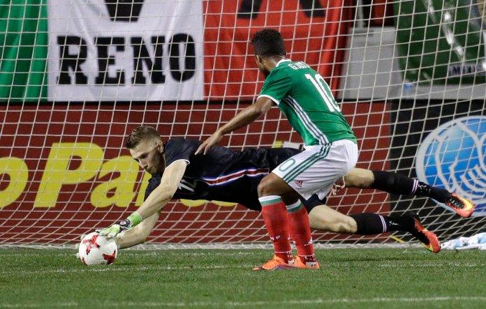 Resumen: México vs Islandia