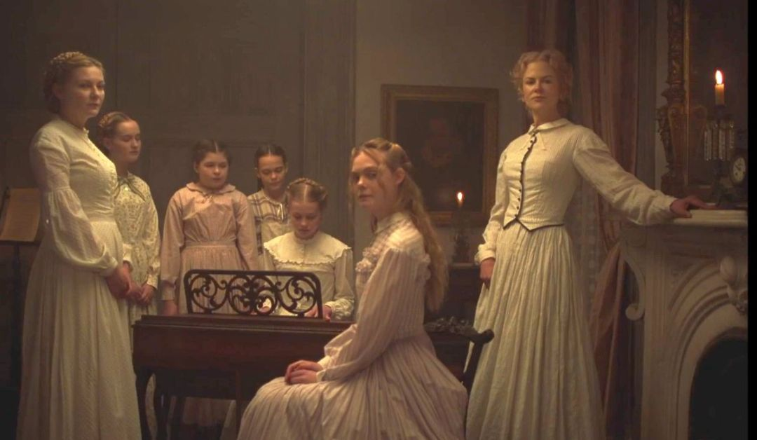The Beguiled Trailer Featuring Elle Fanning, Nicole Kidman