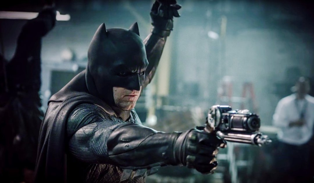 Matt Reeves Replaces Ben Affleck To Direct The Batman
