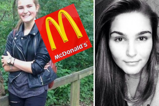 Teen Lesbian Couple Outraged After Being Chucked Out Of Mcdonalds For Kissing Https
