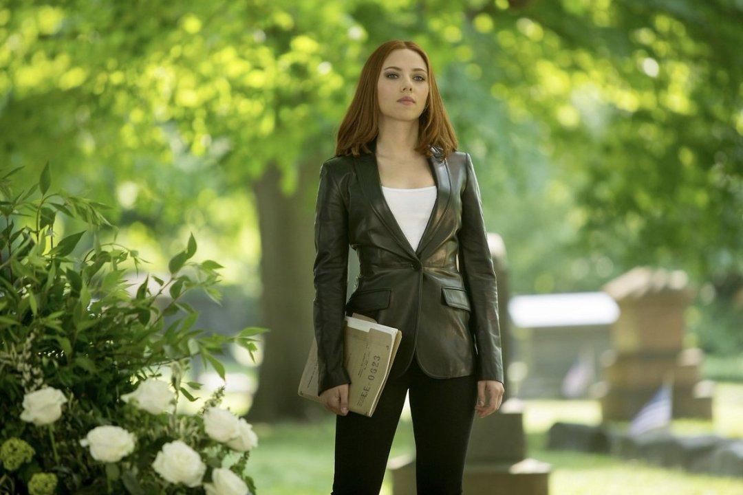 Scarlett Johansson: Black Widow Is Right For A Standalone Movie