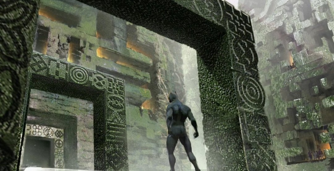 Black Panther Concept Art Revealed