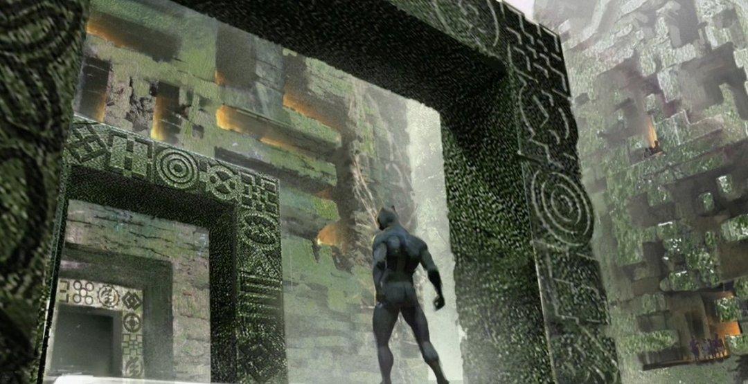 Black Panther Concept Art Revealed