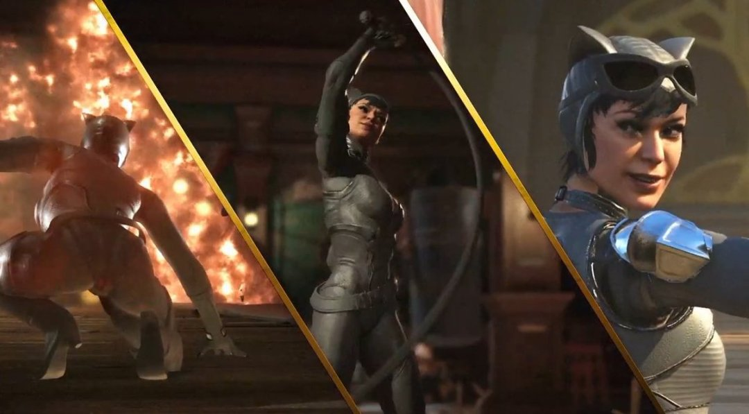 Injustice 2 Here Come The Girls Trailer