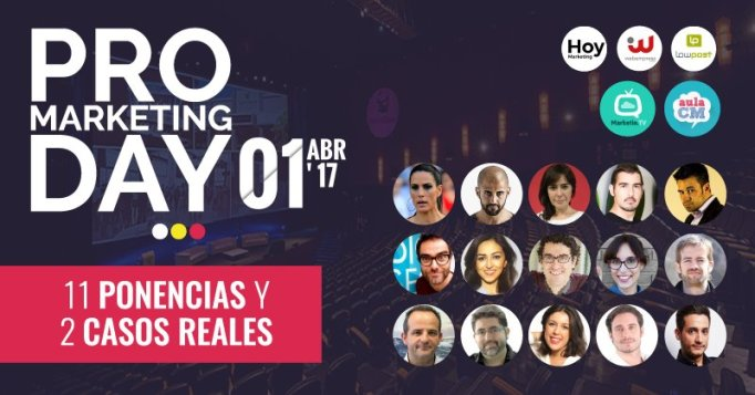 Resultat d'imatges de PRO Marketing DAY