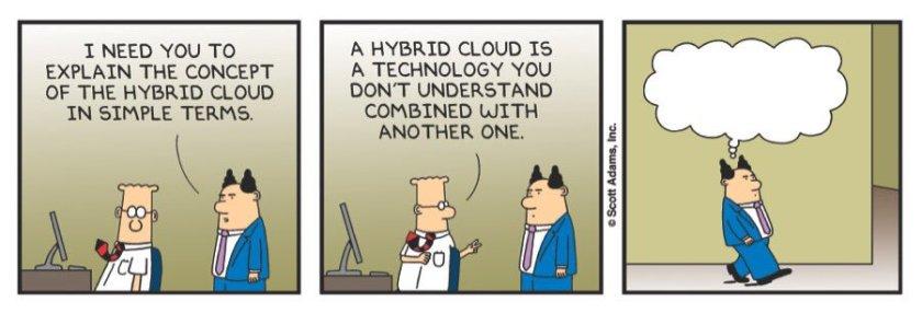 #Cloud Computing #Cartoons:  #BigData #Analytics #MachineLearning #DataScience #humor