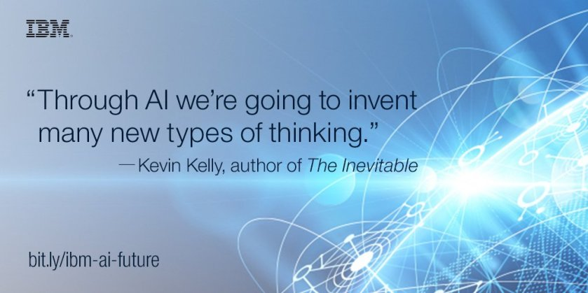 What's next for technology? Artificial intelligence visionaries reveal their insights:  #AI
