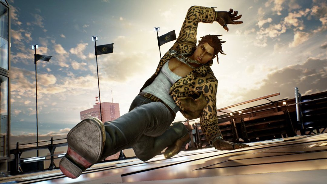 Tekken 7 – Eddy Gordo Reveal Trailer