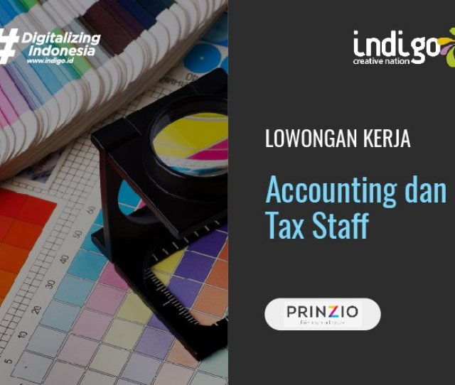 Ada Lowongan Nih Untuk Accounting And Tax Di Prinzio Cek Di Sini Ya Bit Lylatu Pic Comzoeojqlo