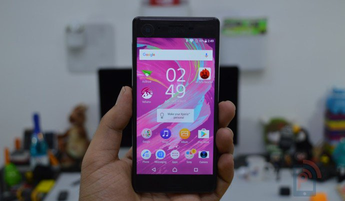 Sony's Xperia X Smartphone gets a price cut of Rs. 14,000 in India...