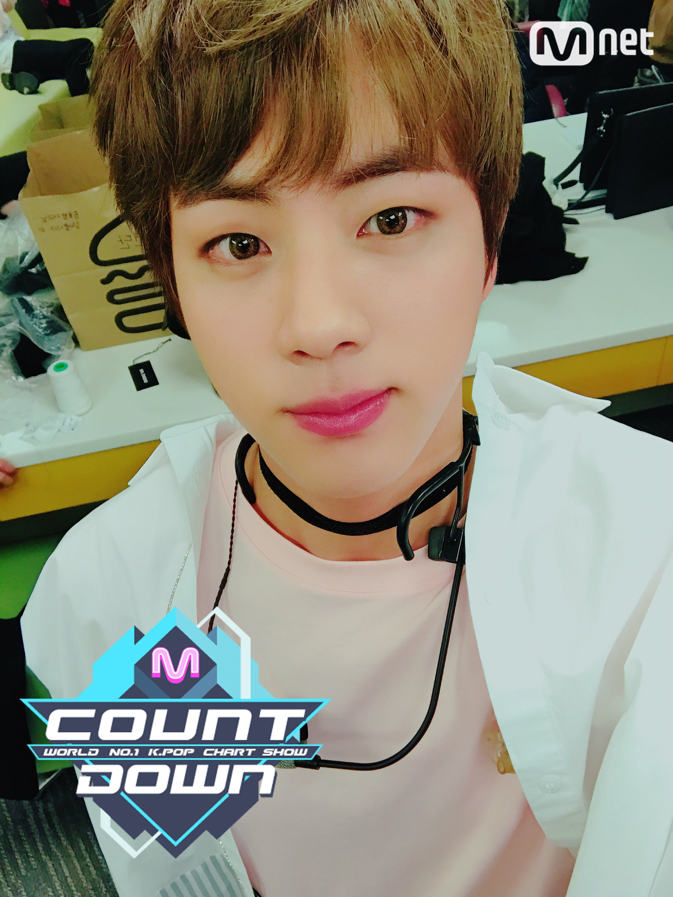Picture BTS At Mnet Mcountdown 170223