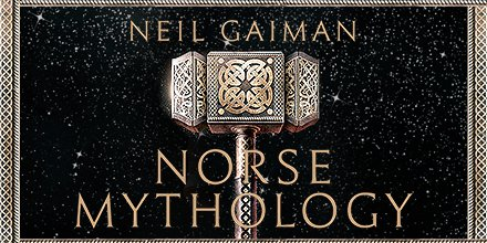 By the hammer of Thor! ⚡️#NorseMythology is available now -...