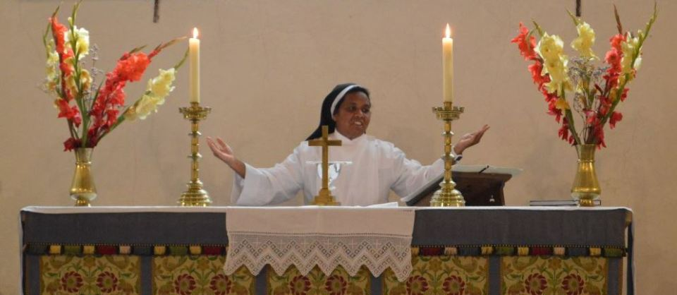 Sr Veronica returns to the Solomon Islands this weekend to take up the role of Provincial Sister. God bless her and the CSC.