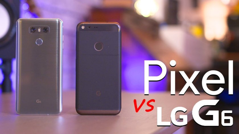 NEW VIDEO - LG G6 vs Google Pixel! https://t.co/KHvnC6HzNz...