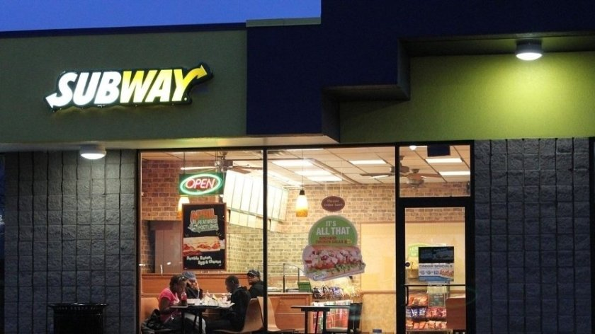 Subway's oven roasted chicken only 50 percent chicken, DNA test shows...