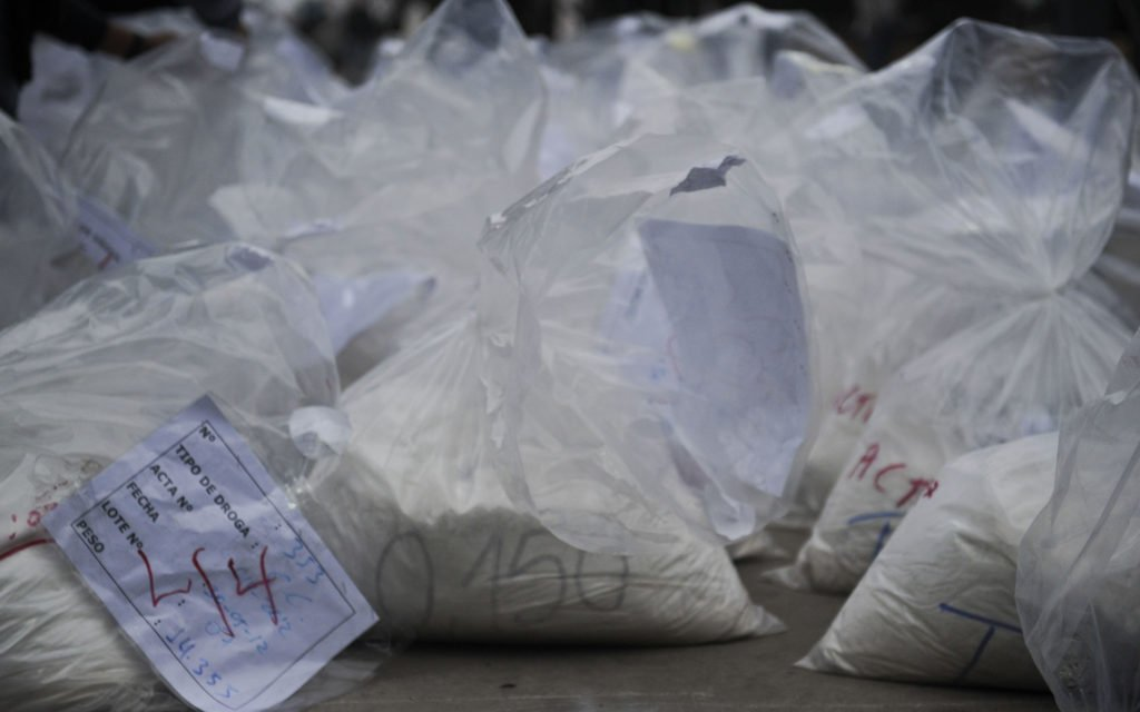 Nicaragua Nabs Cocaine Lord off Miskito Coast.