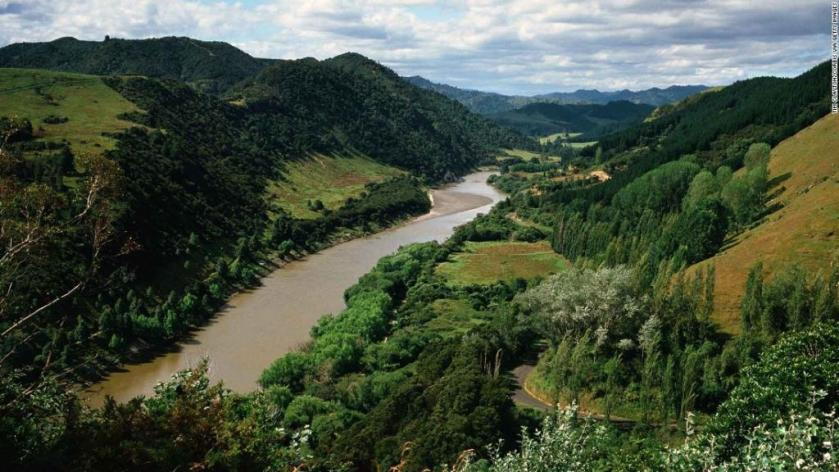 This river in New Zealand has just been granted the same legal status as a person