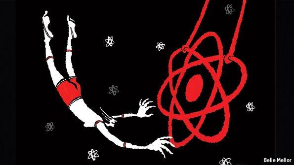 Subatomic opportunities: Quantum leaps  via @TheEconomist #Quantumcomputing #AI