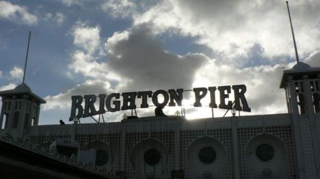 If you spot fire engines outside Brighton Pier tonight this is probably why...