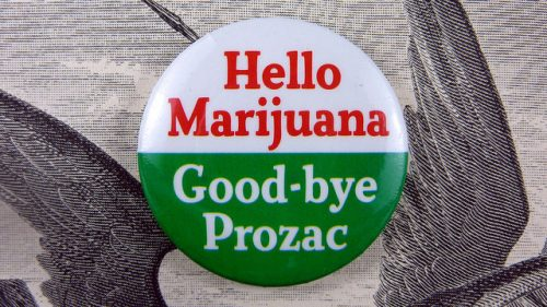 Canadian Patients Substituting #Marijuana for Prescription Drugs #GoodbyeProzac