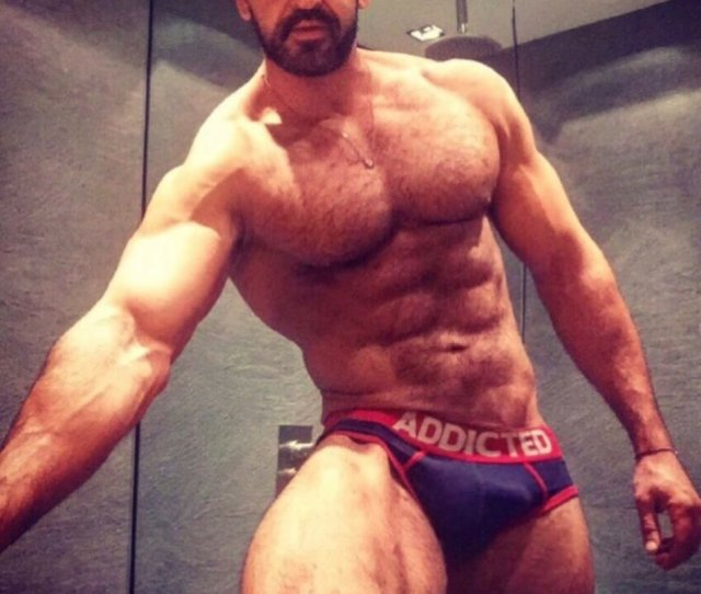 Murademinov Hot Bodybuilder Hairy Beard Muscular Physique Www Addictedtomuscles Com You Tube Sucka4muscles Pic Twitter Com Lbusbdhntl