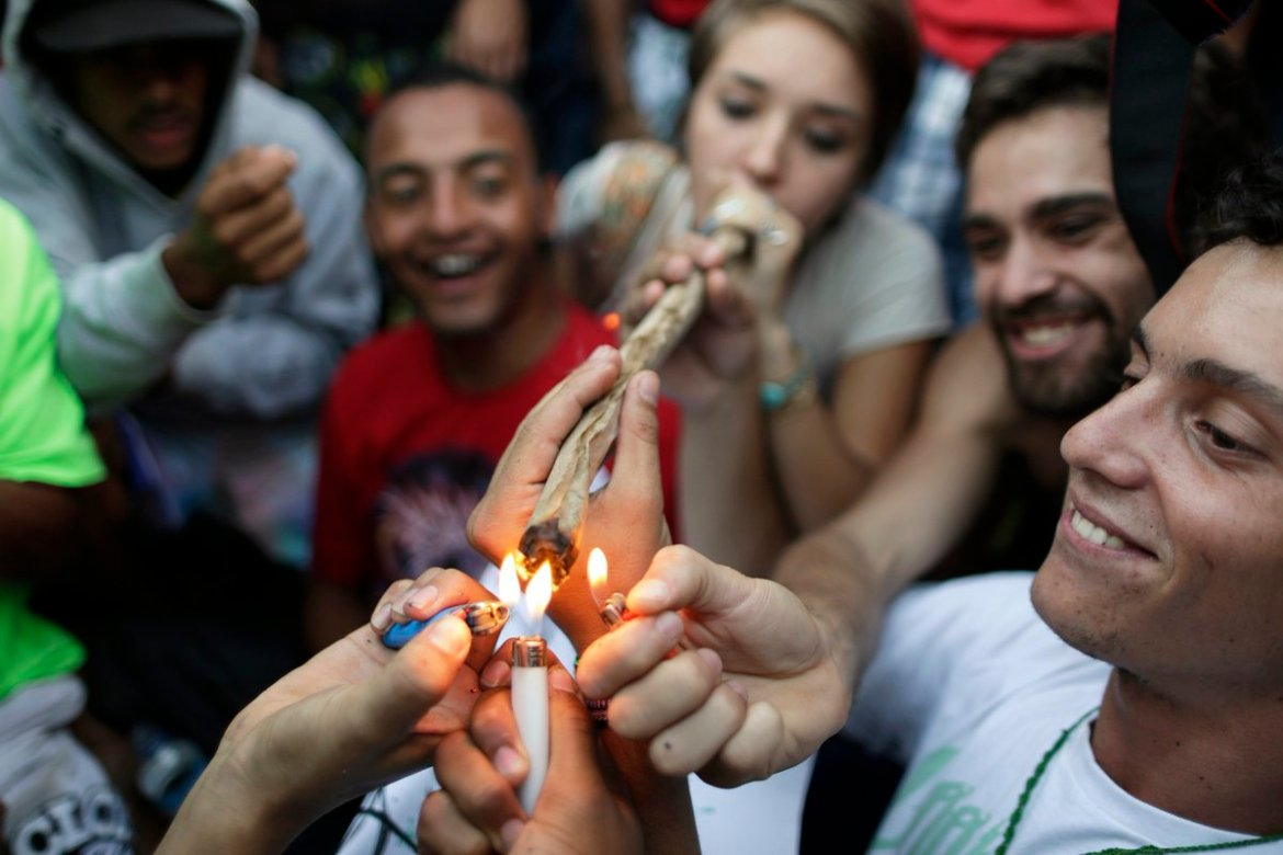T-H-See What All the Fuss is About: Exploring the Pot Party Trend.
