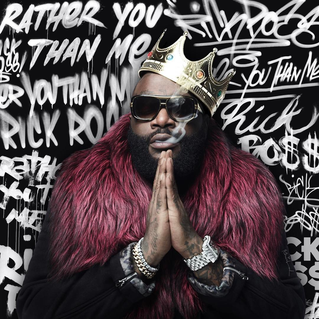 Rick Ross – She on My Dick Lyrics ft. Gucci Mane