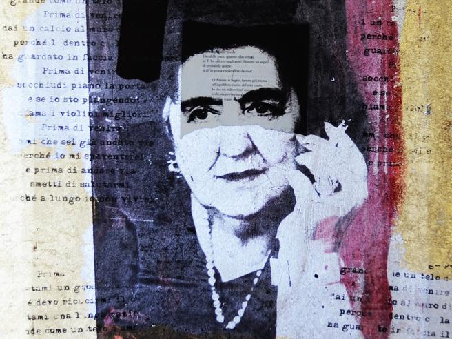 Alda Merini, le parole del suo mondo non sono né in prosa né in poesia https://t.co/h1opplZaoR