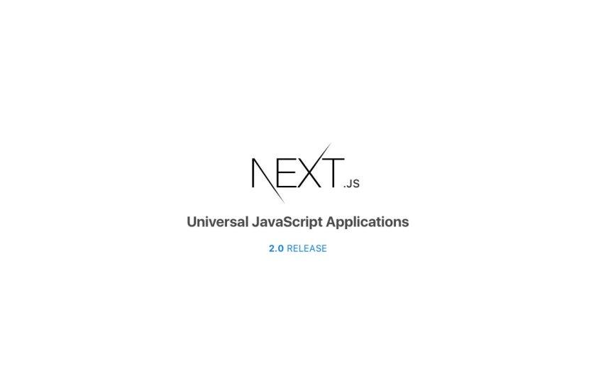 Next.js 2.0