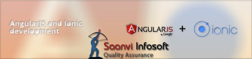 Web Development with AngularJS should be your choice  #SaanviInfosoft