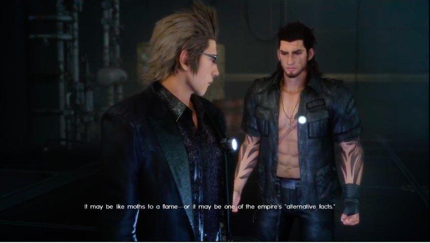 Final Fantasy XV Chapter 13 Trailer 4