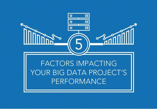 5 Factors Impacting Your Big Data Project's Performance | #BigData #ROI #rvl
