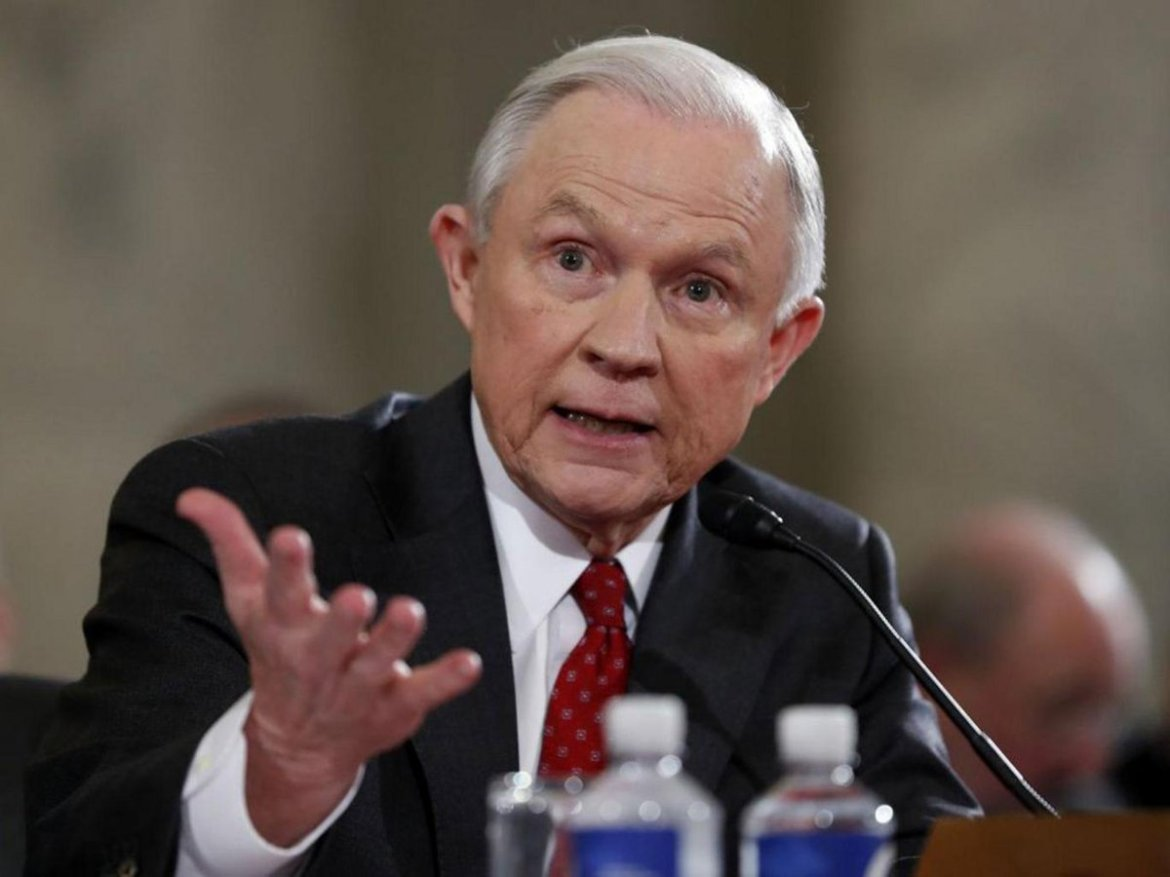 Jeff Sessions has some extremely questionable views on marijuana