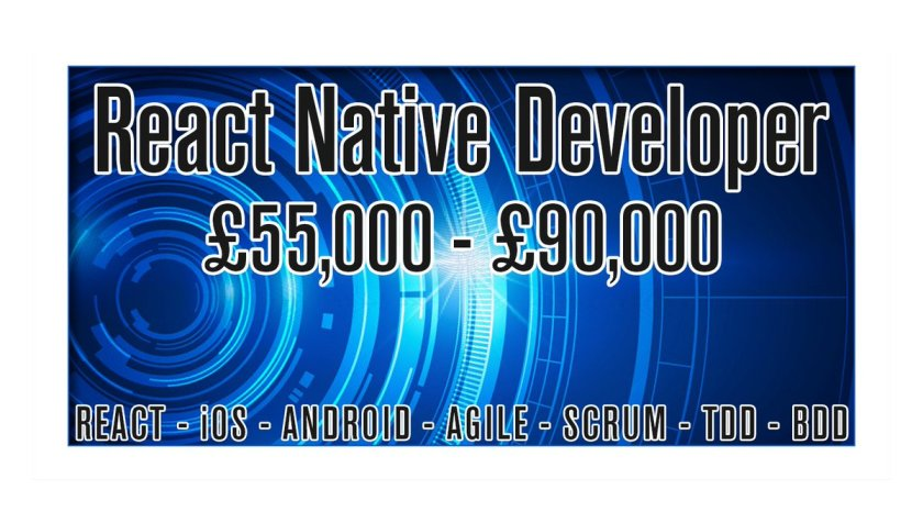 Get involved in some challenging projects as a #ReactNative #Developer! Find out more now >>