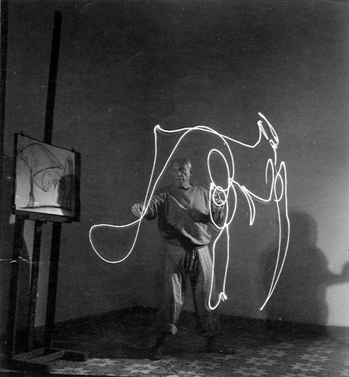 #Picasso understood #virtualreality in these drawings #uxdesign #iamdesignsjoel
