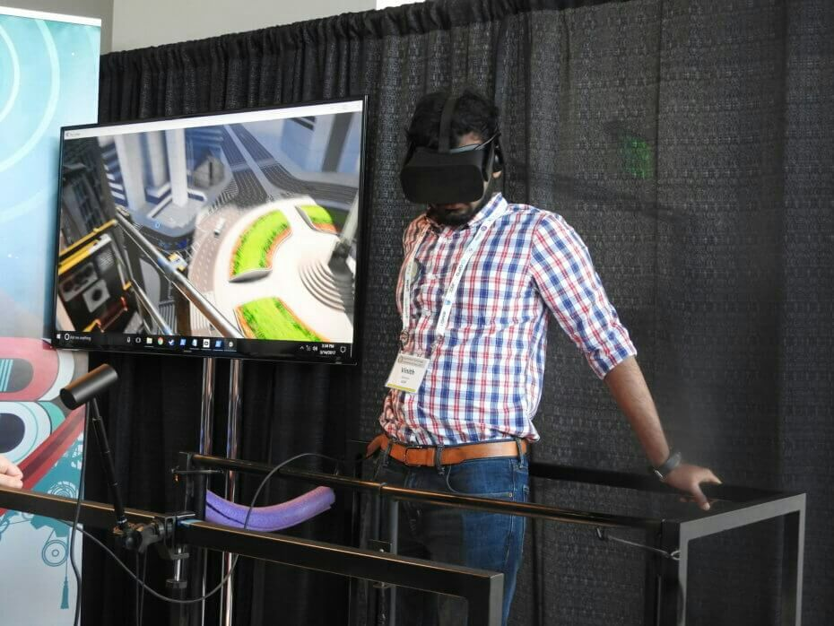 Two Bit Circus combines #VR and motion simulator to make you feel vertigo on a skyscraper